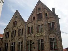 Den Bonten Hand, Brugge
