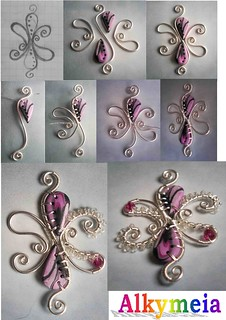 Tutorial Wire Work and Polymer Clay