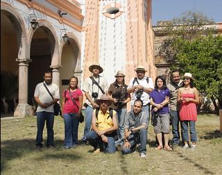Foto Grupal La Sauceda