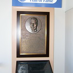 California: San Francisco International Airport - Bay Area sports Hall of Fame - Joe DiMaggio