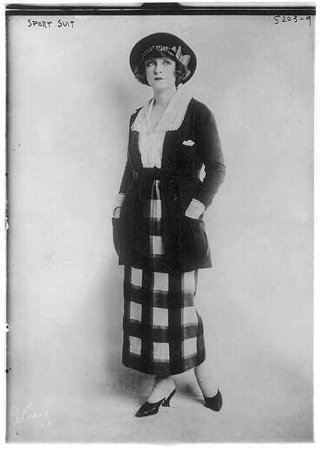 1920 leisure suit