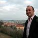 Adriaan on top of Praha by sharon.hagenbeek