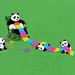 Panda Weaving by (ben chen)