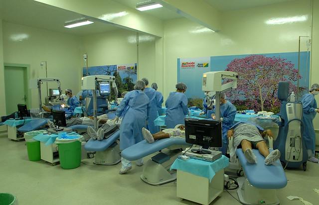 Governo traz equipe médica para atendimentos de oftamologia by Agência de Notícias do Acre, on Flickr