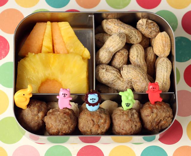 Preschool Circus Bento #605