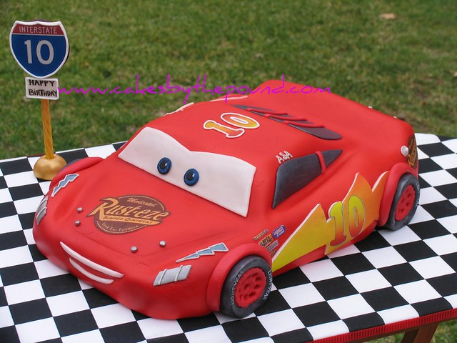 Mc Queen Disney Cars TV submited images  Pic2Fly