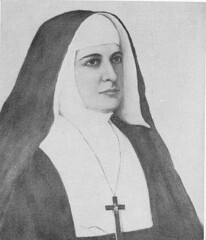 Sister Hughetta (nee Snowden) of St. Mary's Episcopal Cathedral