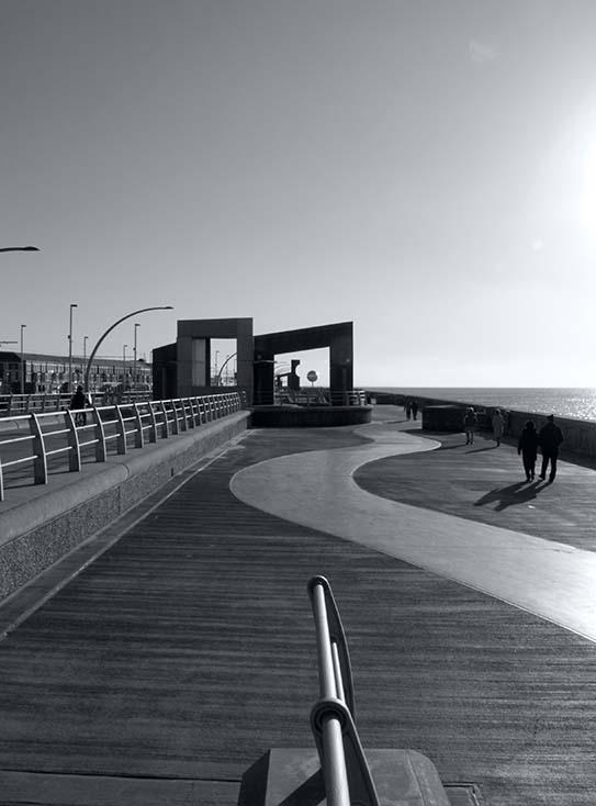 Photography - Promenade by Nicholas M Vivian