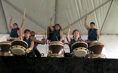 Monterey Park Cherry Blossom Festival - Kishin Taiko