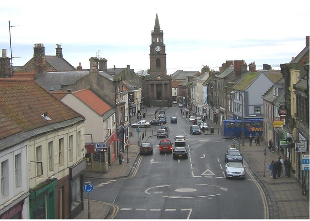 Header of Berwick
