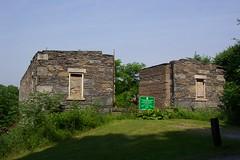 Shaker Barn Ruin