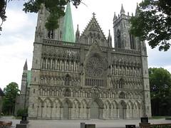 Trondheim - Nidaros Catherdral