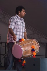 percussion, drummer, musician, music, hand drum, skin-head percussion instrument,