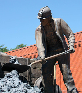 Coal Miner, Detail