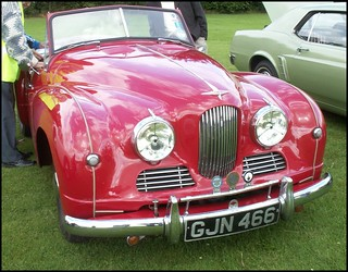 Jowett Jupiter | by Misiu