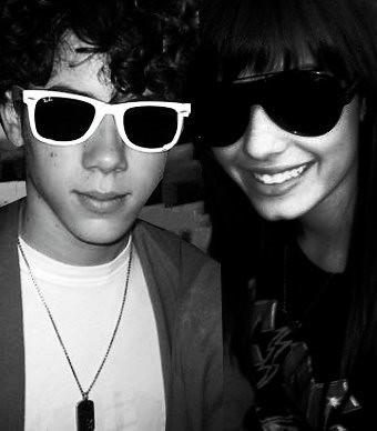 Demi Lovato  Nick Jonas on Demi Lovato And Nick Jonas   Flickr   Photo Sharing