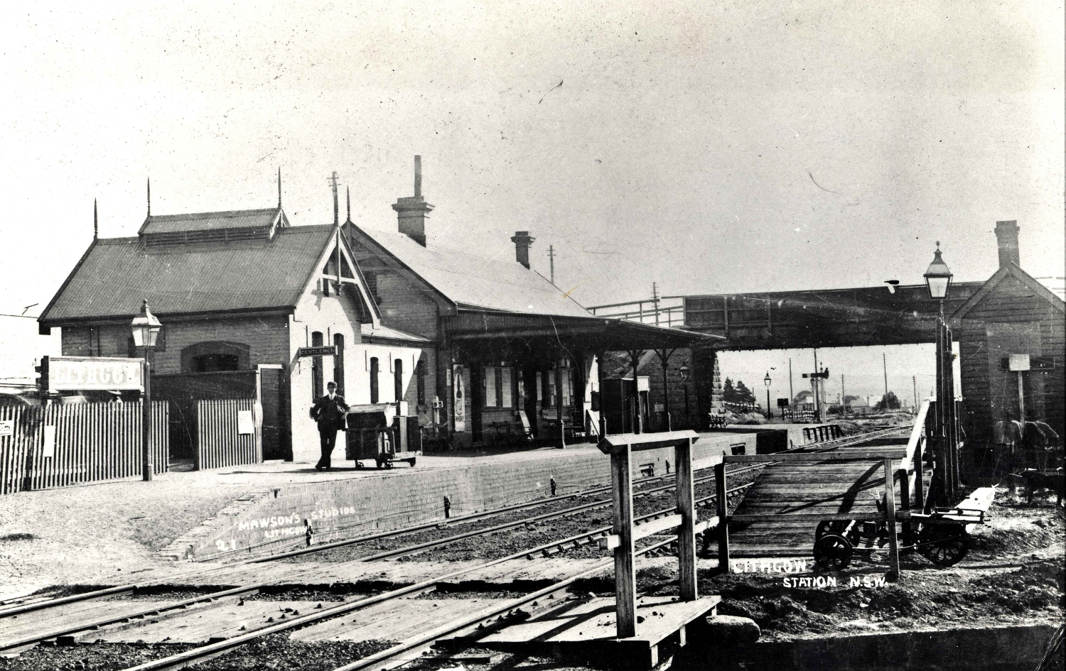 Railway Station - Lithgow