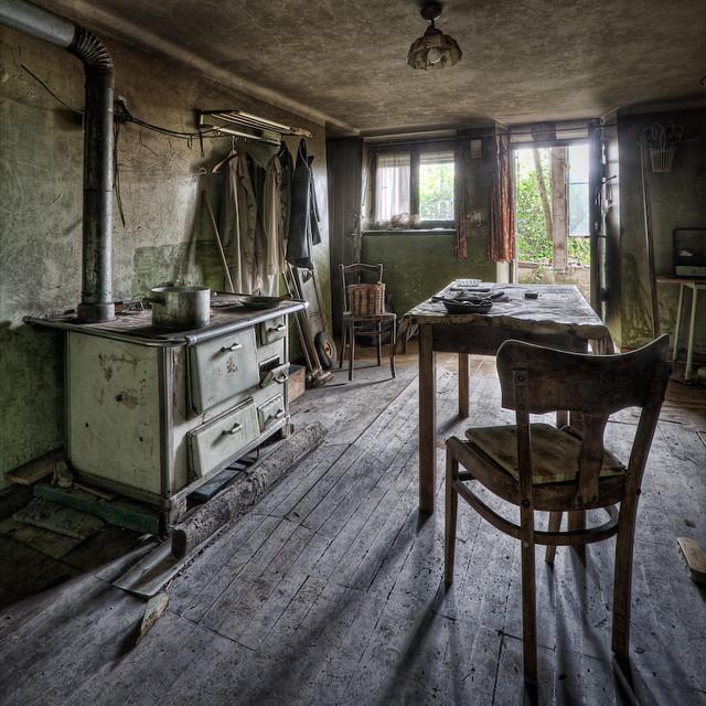 Old kitchen flickr photo sharing