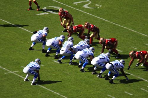 Lions vs 49ers