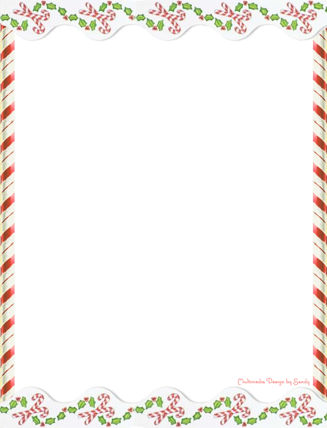 Candy Cane and Holiday Stationery - a photo on Flickriver