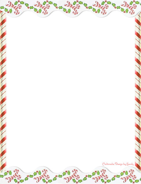 Candy Cane and Holiday Stationery | Flickr - Photo Sharing!