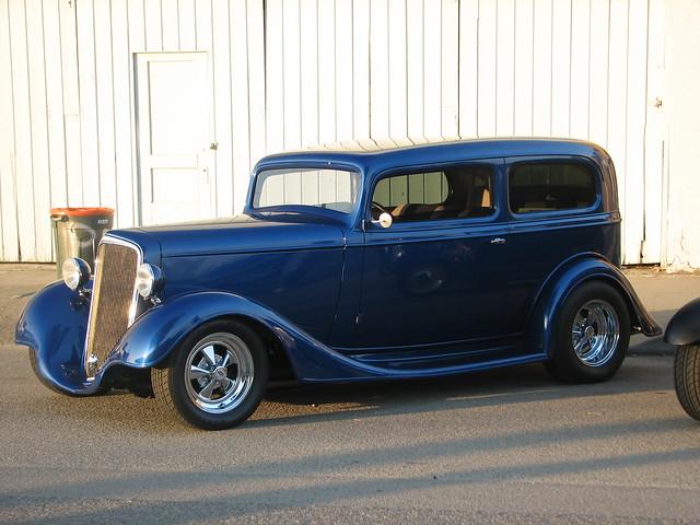 1934 chevrolet 2 door sedan custom 2 flickr photo for 1934 pontiac 4 door sedan