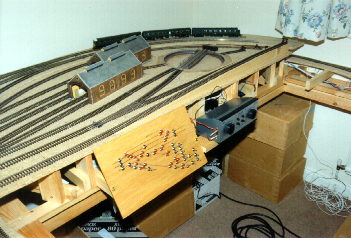 Wiring A Peco Turntable Model Rail Forum