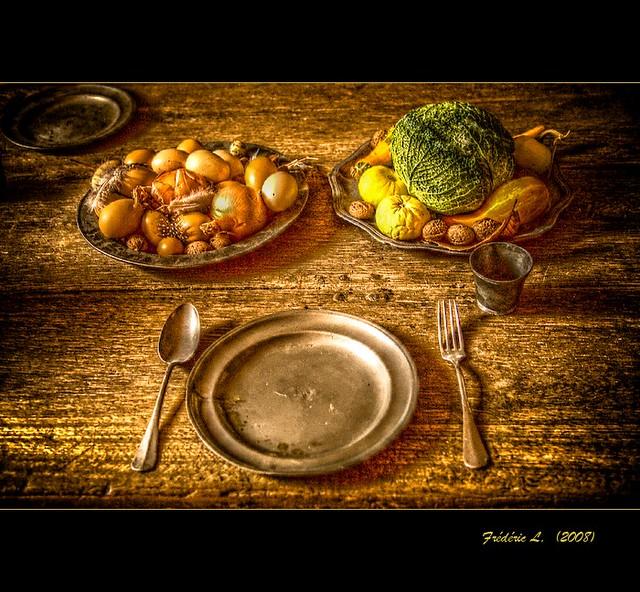 A Table !!!!