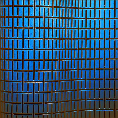 blue lines grid pattern plastic showercurtain barbera waterstains yesiwas 854711 yespeepsyoushouldhearhersinging