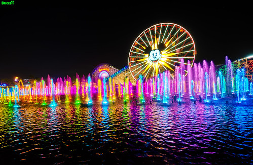 The World Is A Carousel Of Color, Wonderful, Wonderful Color