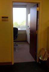Bye bye, office #4005