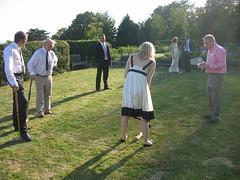Croquet at Thurnham Keep