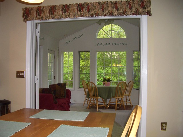 Interior French Doors To 4 Season Porch Flickr Photo