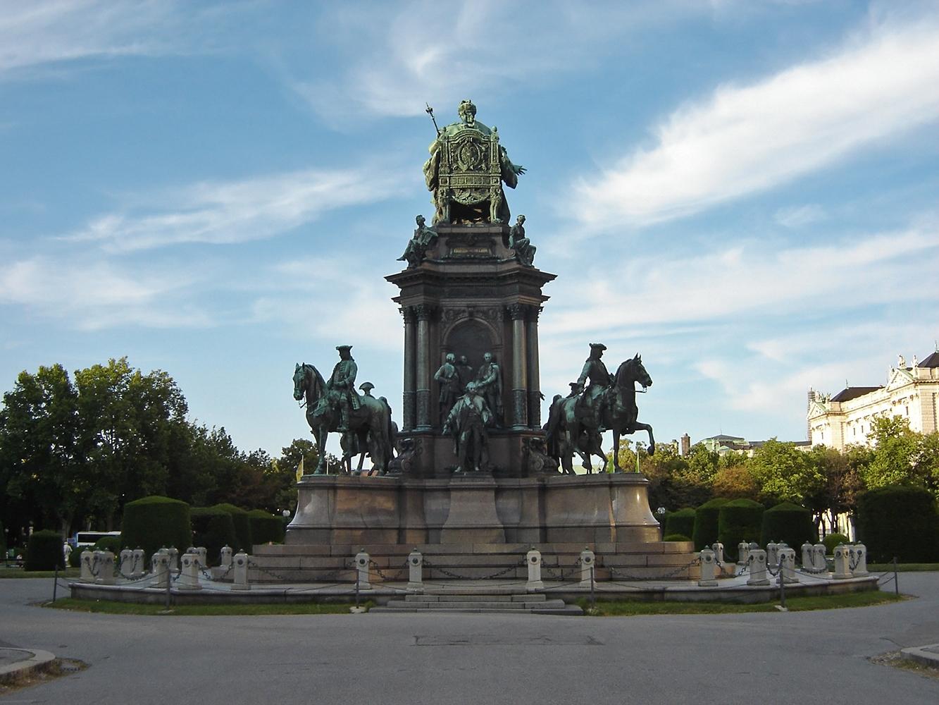 Maria-Theresien Platz