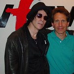 Peter Wolf at WFUV with Dennis Elsas