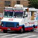 New York. East Village. Ice Cream Truck