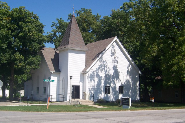 Library church flickr photo sharing for Laporte county public library