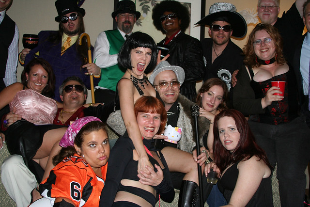 Pimps 'n Hoes Party 9 | Flickr - Photo Sharing!