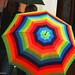 Rainbow in the rain by Steve-h