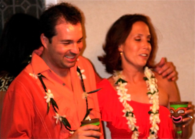 Engagement Luau