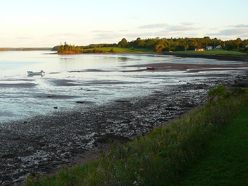 seascape sunrise outdoors pei oceanscape challengefactorywinner thechallengefactory wateroceancoast waterbayinlet