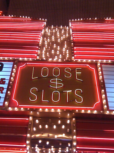 loosest slots in downtown vegas 2014