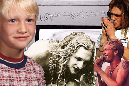 layne staley and mike starr - a gallery on Flickr