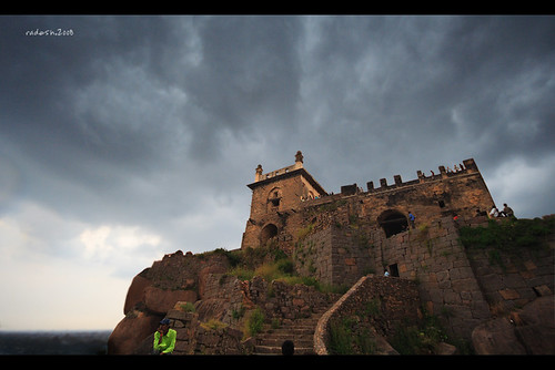 shot@Golkonda Fort