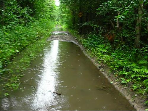 toronto ontario canada abandoned video uxbridge closedroad abandonedroad barefoothiking udora brewsterroad