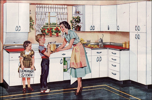 1949 Youngstown Kitchen