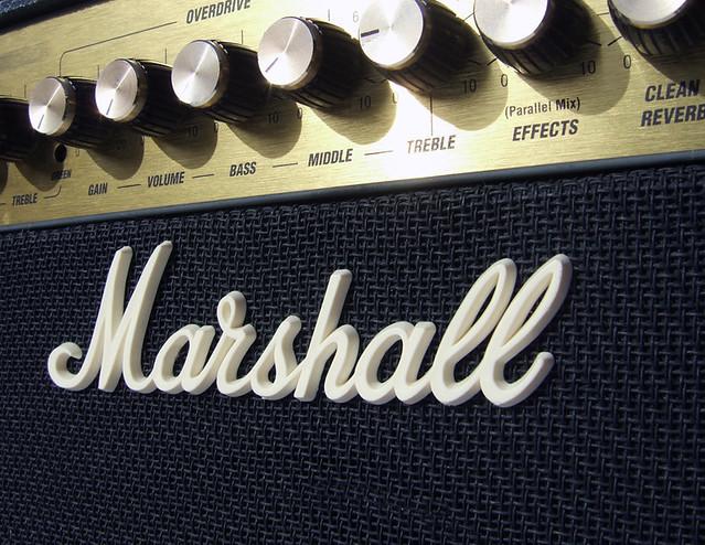 Photo:Marshall Amp By jboylan67