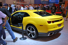 chevrolet, automobile, automotive exterior, exhibition, wheel, vehicle, performance car, automotive design, auto show, land vehicle, luxury vehicle, chevrolet camaro, supercar, sports car, motor vehicle,