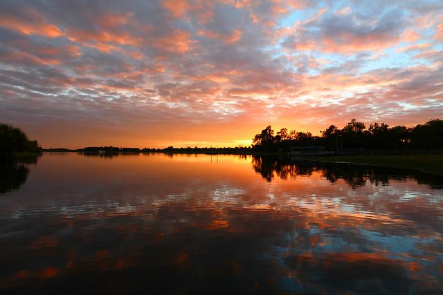 Yellow Water Dawn