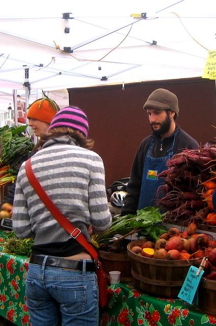 Organic Produce - Ballard Farmers Market